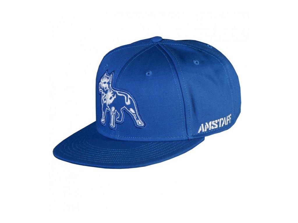 Amstaff šiltovka Timus blue