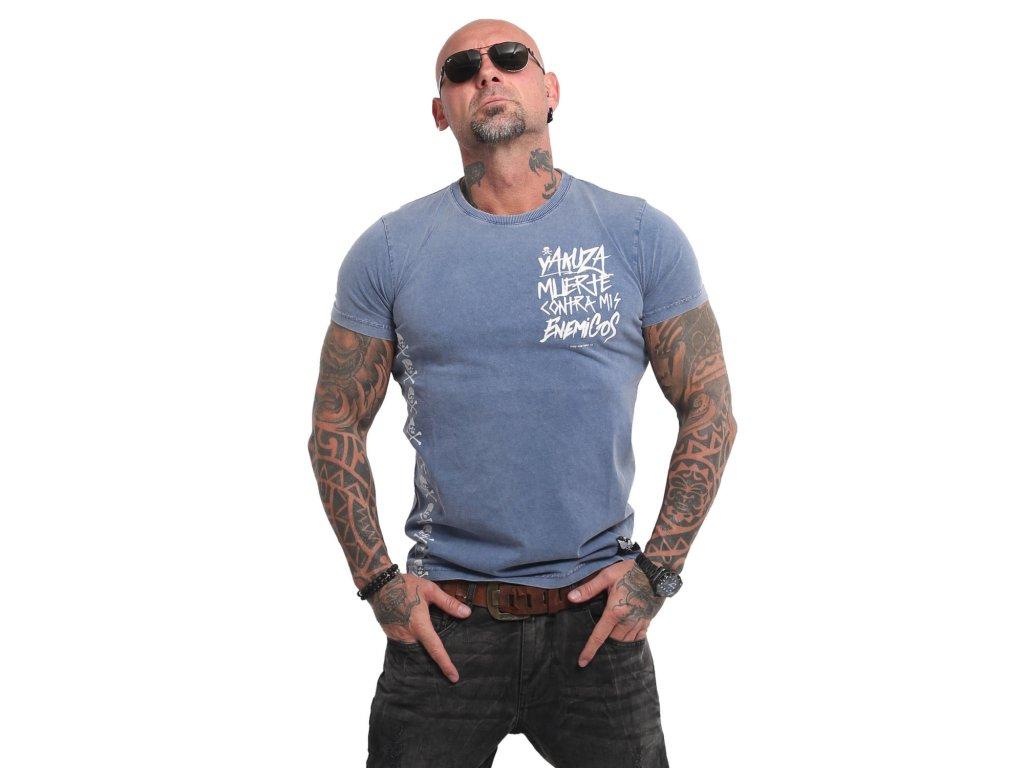 Yakuza ENEMIGO ACID tričko pánske TSB 14081 poseidon