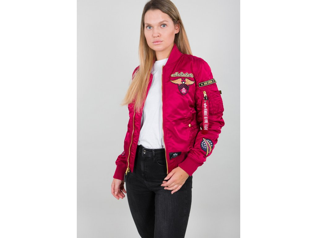 198016 454 alpha industries ma 1 custom wmn women jacket 001