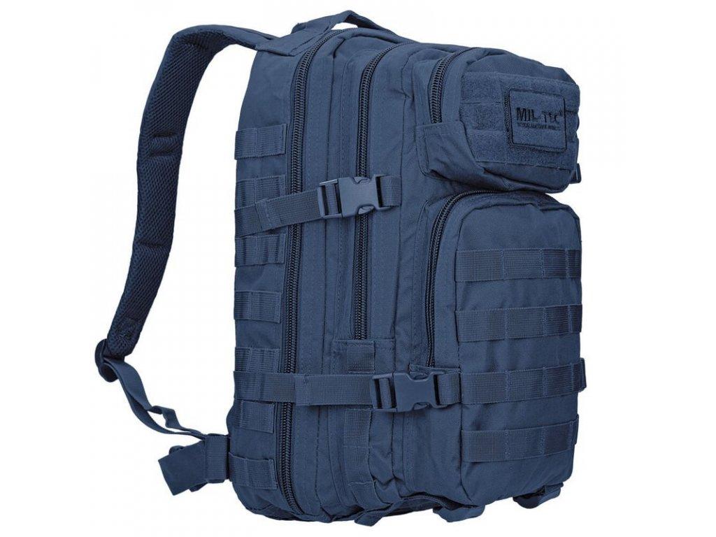 Miltec ruksak DARK BLUE BACKPACK US ASSAULT Sml Dark Blue