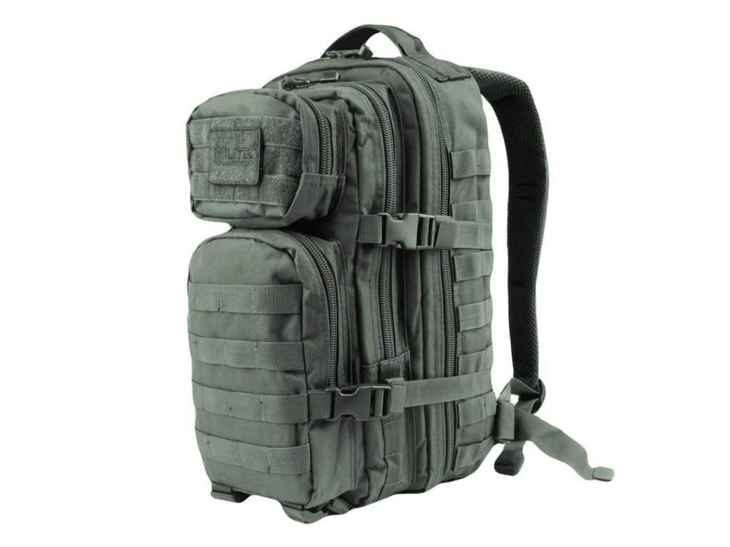 Miltec ruksak FOLIAGE BACKPACK US ASSAULT Sml
