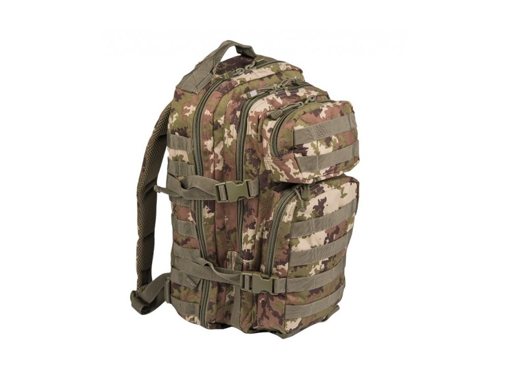 Miltec ruksak Vegetato BACKPACK US ASSAULT Sml