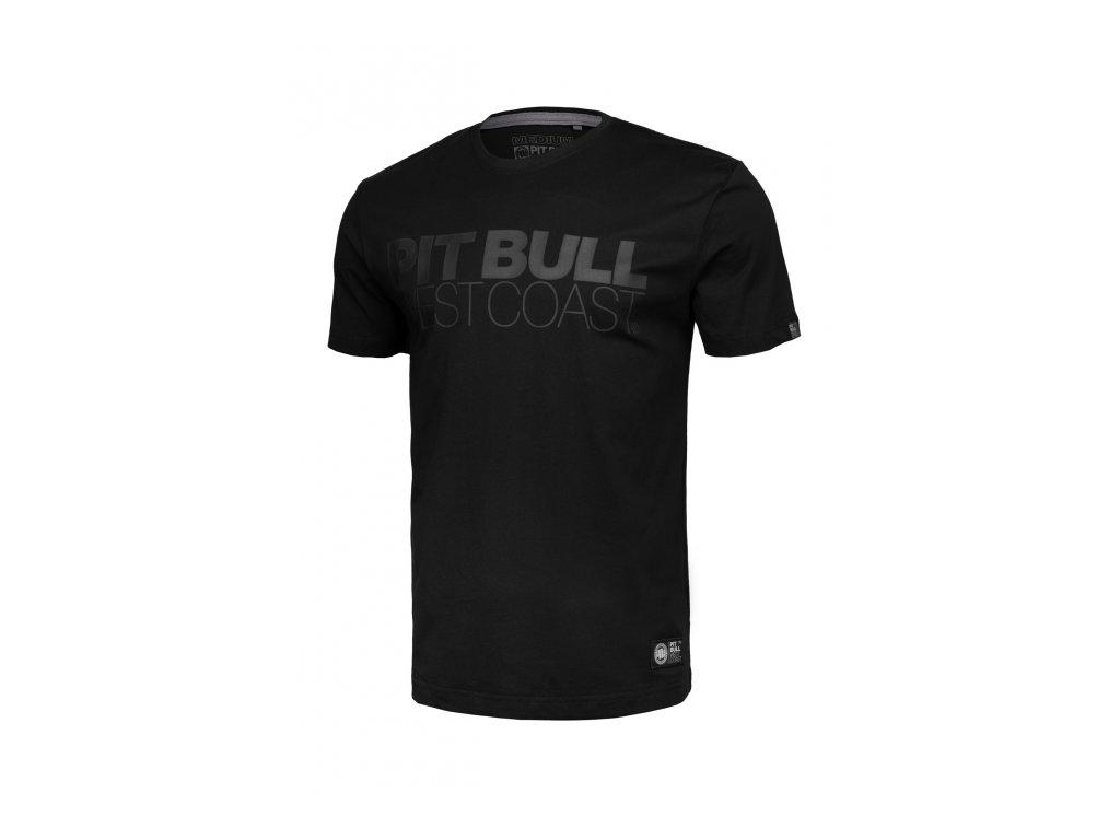 PitBull West Coast tričko SEASCAPE Black