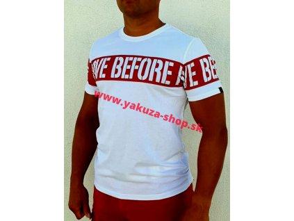 AlAlpha Industries RBF S T white pánske tričko