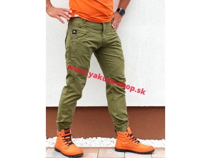 AlphAlpha Industries nohavice MAJOR PANT olive
