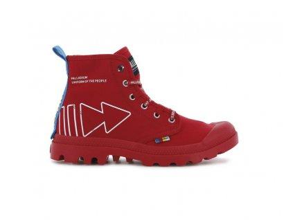 Palladium módne topánky PAMPA DARE REW FWD LOLLIPOP