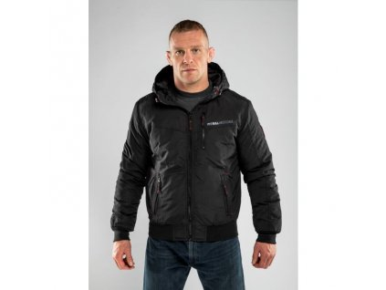 PitBull West Coast zimná bunda SPINNAKER II black