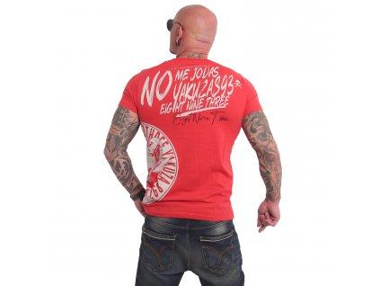 Yakuza JODAS tričko pánske TSB 17024 ribbon red