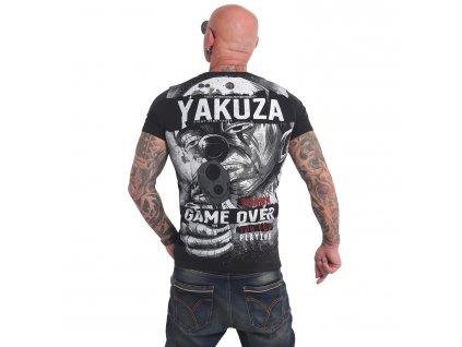 Yakuza HATING CLOWN tričko pánske TSB 17029 black