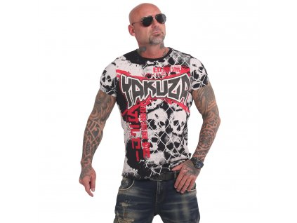 Yakuza KILLING FIELDS tričko pánske TSB 17040 black