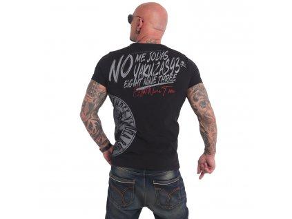 Yakuza JODAS tričko pánske TSB 17024 black