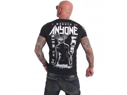Yakuza ANYONE tričko pánske TSB 17027 black