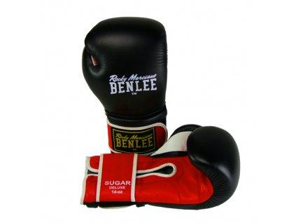 Benlee Rocky Marciano kožené boxerské rukavice SUGAR Deluxe
