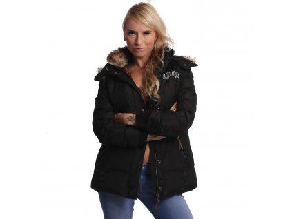 Yakuza dámska zimná bunda TOKYO PARKA GJB 16116 black