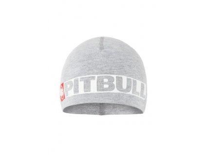 Pitbull West Coast zimná čiapka ATHLETIC grey