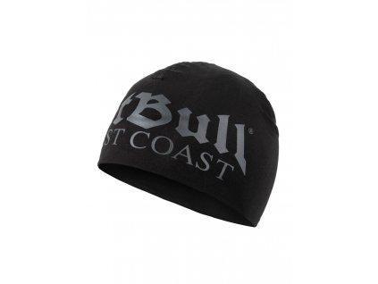 Pitbull West Coast zimná čiapka OLD LOGO black black
