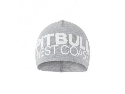 Pitbull West Coast zimná čiapka TNT grey