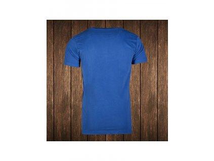Amstaff tričko VINTAGE NERES blue Slim b