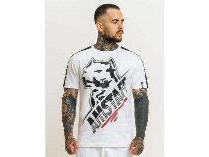 Amstaff tričko ONTUGI white