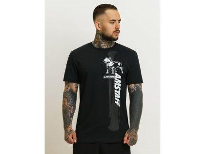 Amstaff tričko HERION black