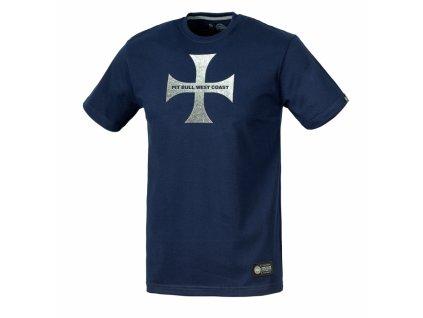 PitBull West Coast IHSV tričko pánske Navy