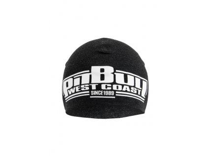 Pitbull West Coast zimná čiapka BOXING dark grey
