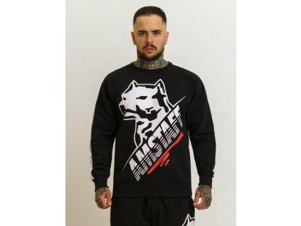 Amstaff ONTUGI Sweater Black mikina pánska