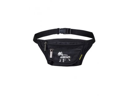 Amstaff EWAR Hit bag ľadvinka malá taška black
