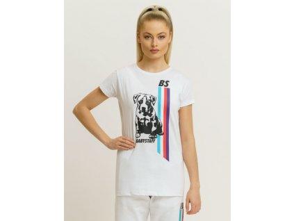 Babystaff CHERA tričko white