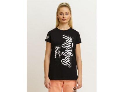 Babystaff VEZDA black tričko