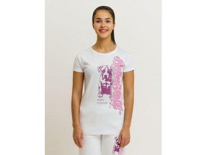 Babystaff MERAH white tričko
