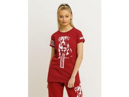 Babystaff JUET red tričko