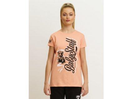 Babystaff VEZDA pink tričko