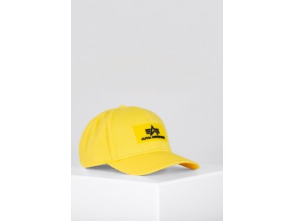 Alpha Industries VLC ll Cap šiltovka prime yellow
