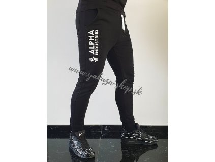 Alpha Industries Basic Jogger AI tepláky black