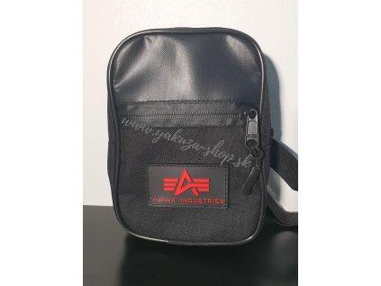 Alpha Industries Big RP Utility bag taška na rameno black