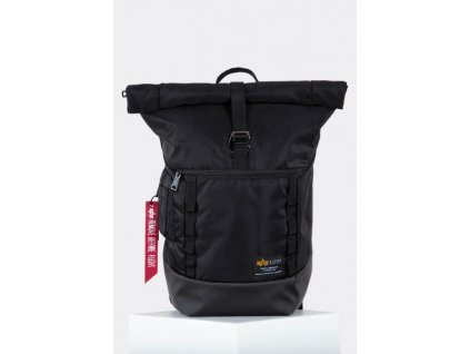 Alpha Industries Crew RT Bag taška na rameno black