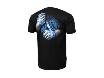 PitBull West Coast tričko pánske VALE TUDO black
