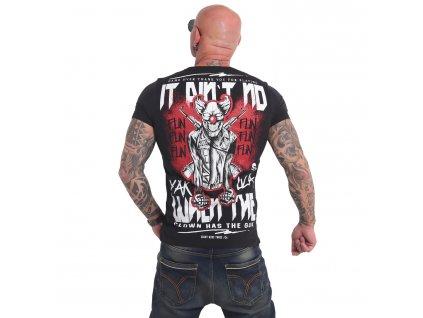 Yakuza NO FUN tričko pánske TSB 17032 black