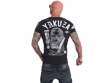 Yakuza ULSTER tričko pánske TSB 17033 black