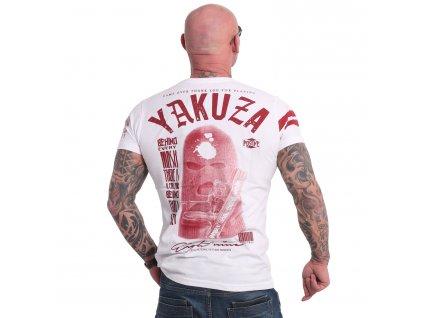 Yakuza ULSTER tričko pánske TSB 17033 white
