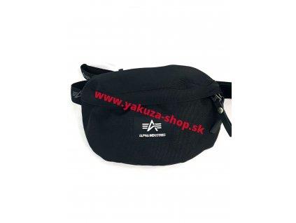 Alpha Industries Big A Oxford Waist Bag ľadvinka-taška