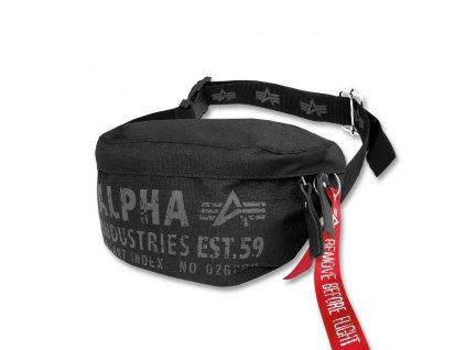 Alpha Industries Cargo Oxford Waist Bag ľadvinka-taška