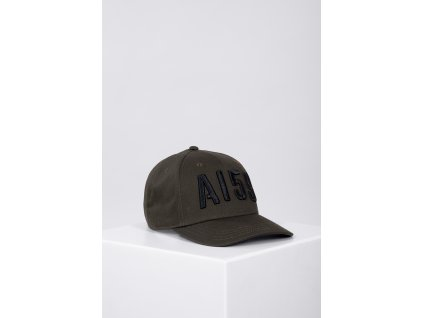 Alpha Industries 3D Cap šiltovka army green