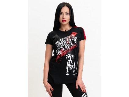 Babystaff LEXIS tričko black