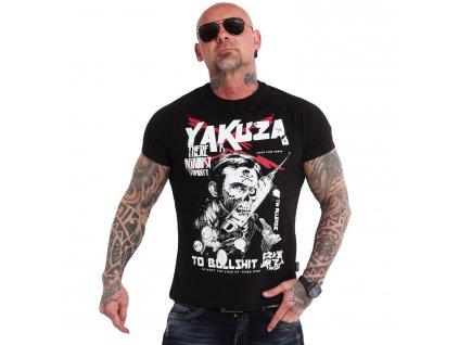 Yakuza STUPIDITY tričko pánske TSB 18048 black