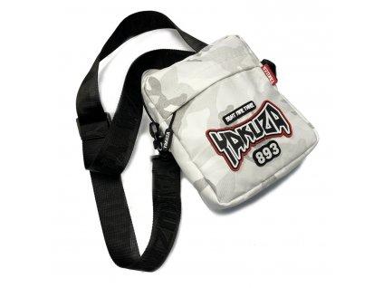 Yakuza taška cez plece toxin pouch GTB 18303 camouflage white