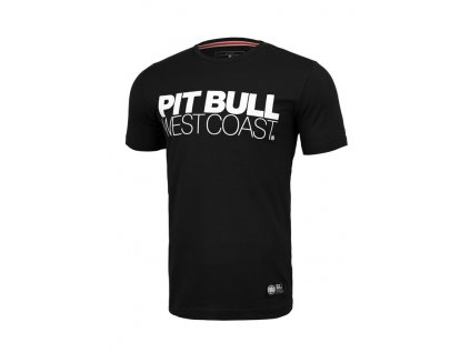 PitBull West Coast tričko pánske SLIM FIT TNT black
