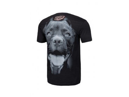 PitBull West Coast tričko pánske PITBULL IR black