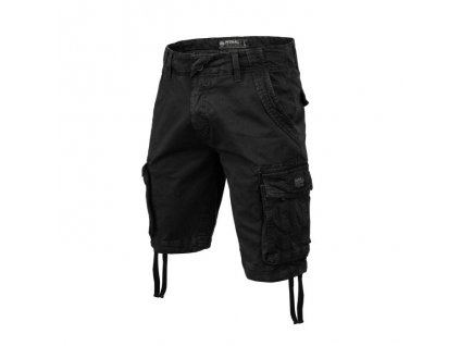 Pitbull West Coast šortky CARVER black šortky pánske
